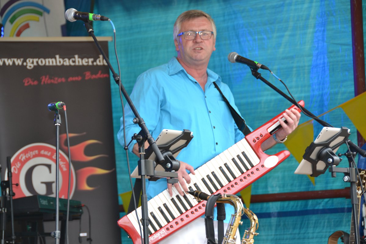 Rathausplatzfest Gondelsheim 050