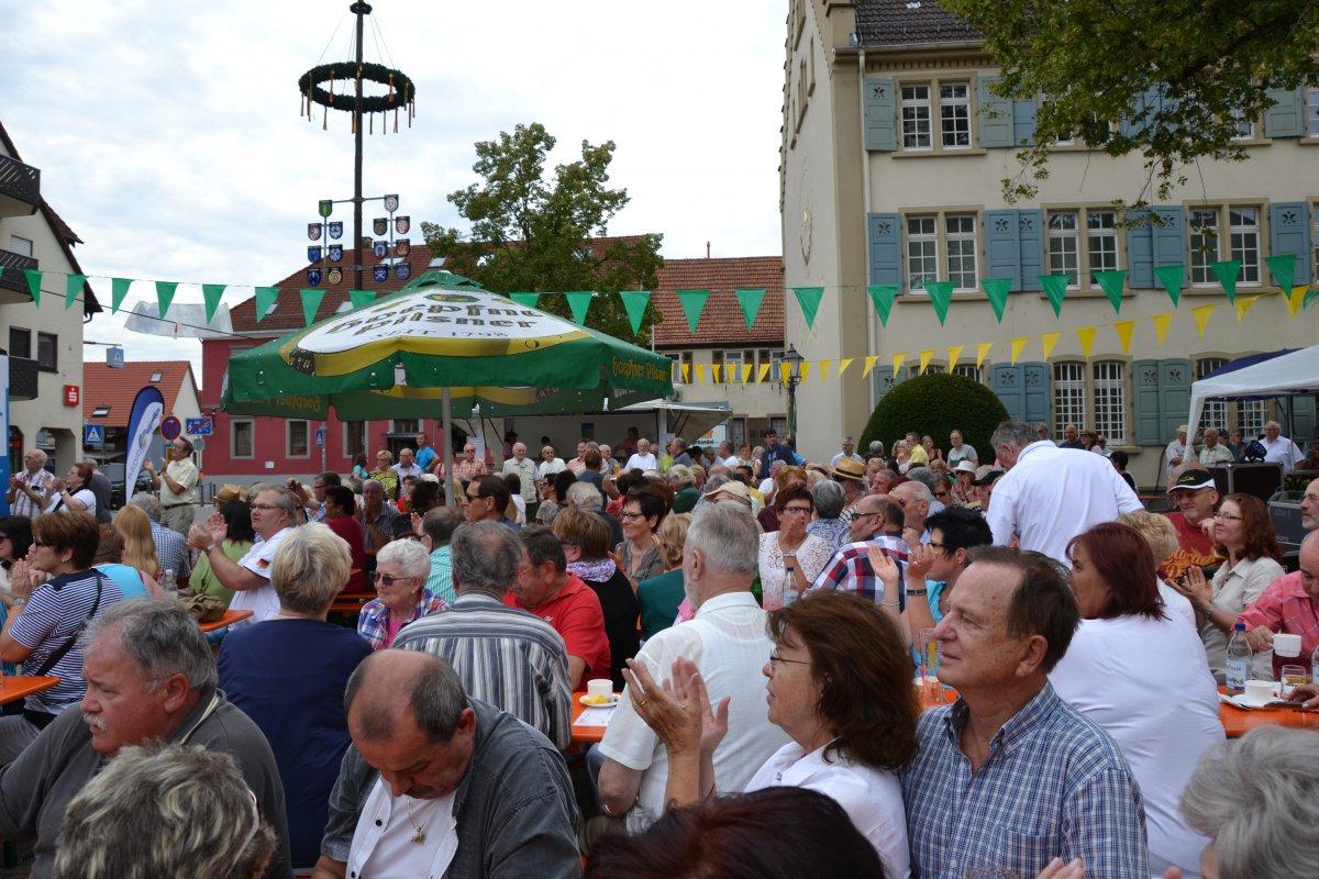 Rathausplatzfest Gondelsheim 055