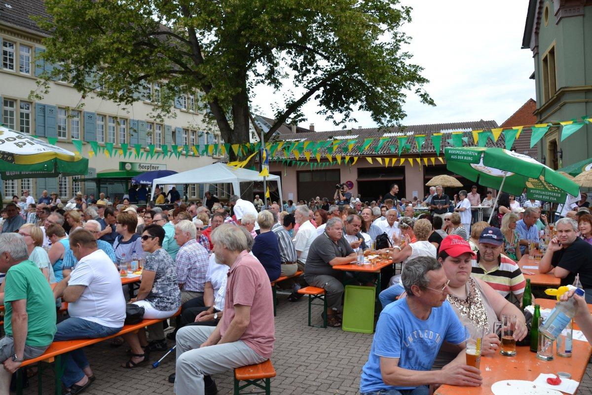 Rathausplatzfest Gondelsheim 059