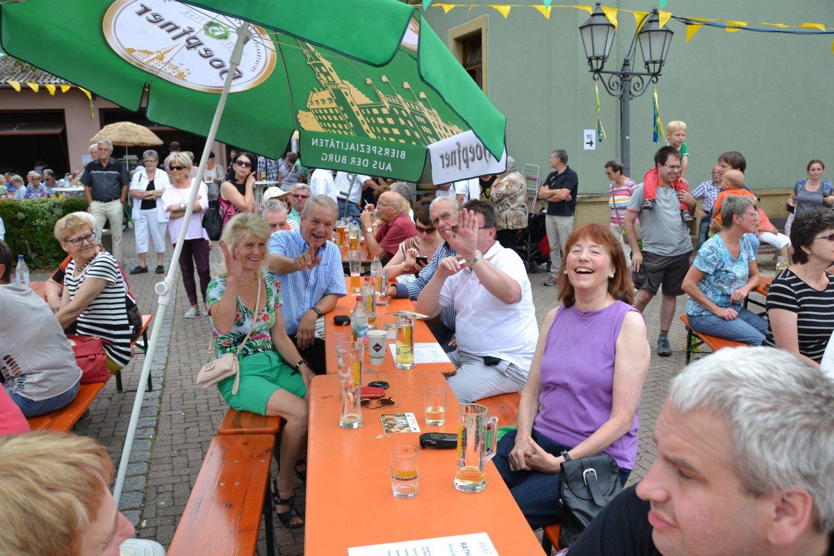 Rathausplatzfest Gondelsheim 060
