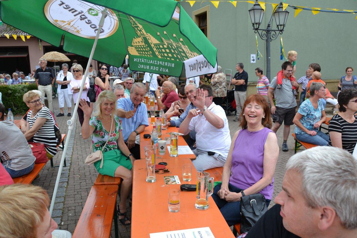 Rathausplatzfest Gondelsheim 061