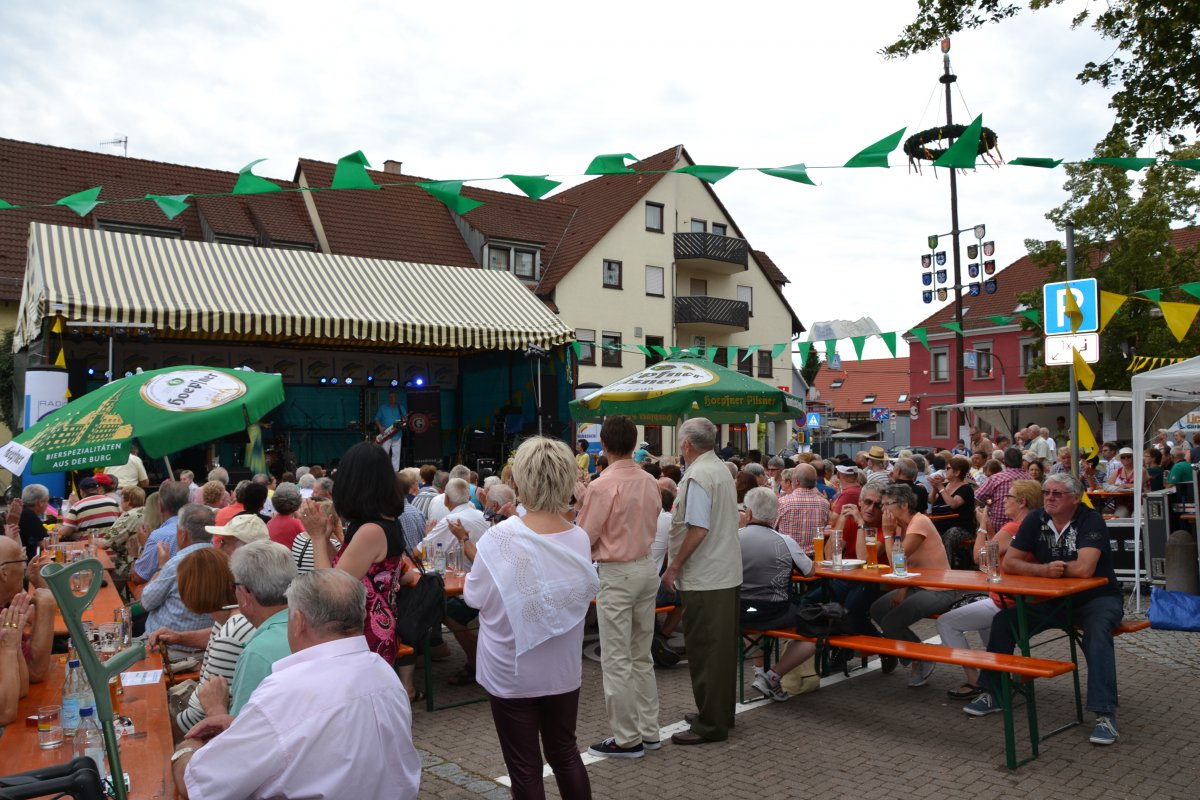 Rathausplatzfest Gondelsheim 074