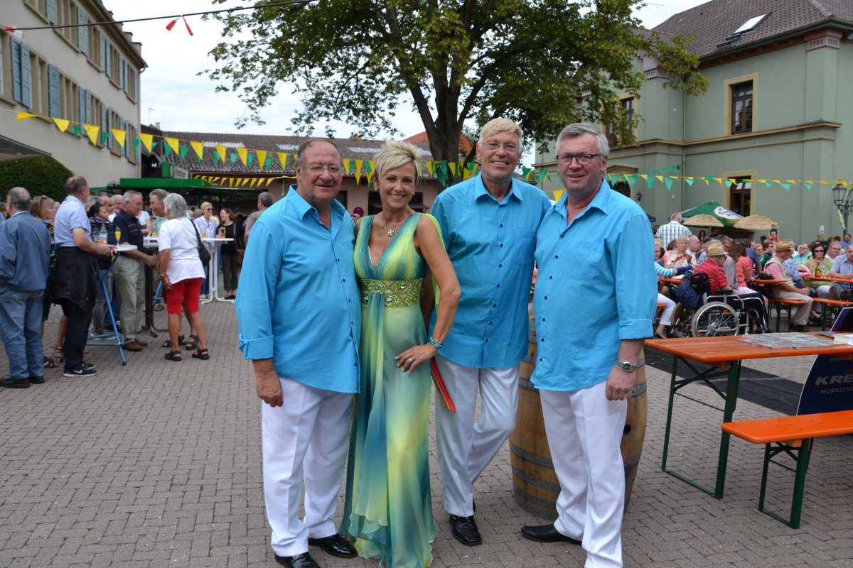 Rathausplatzfest Gondelsheim 096
