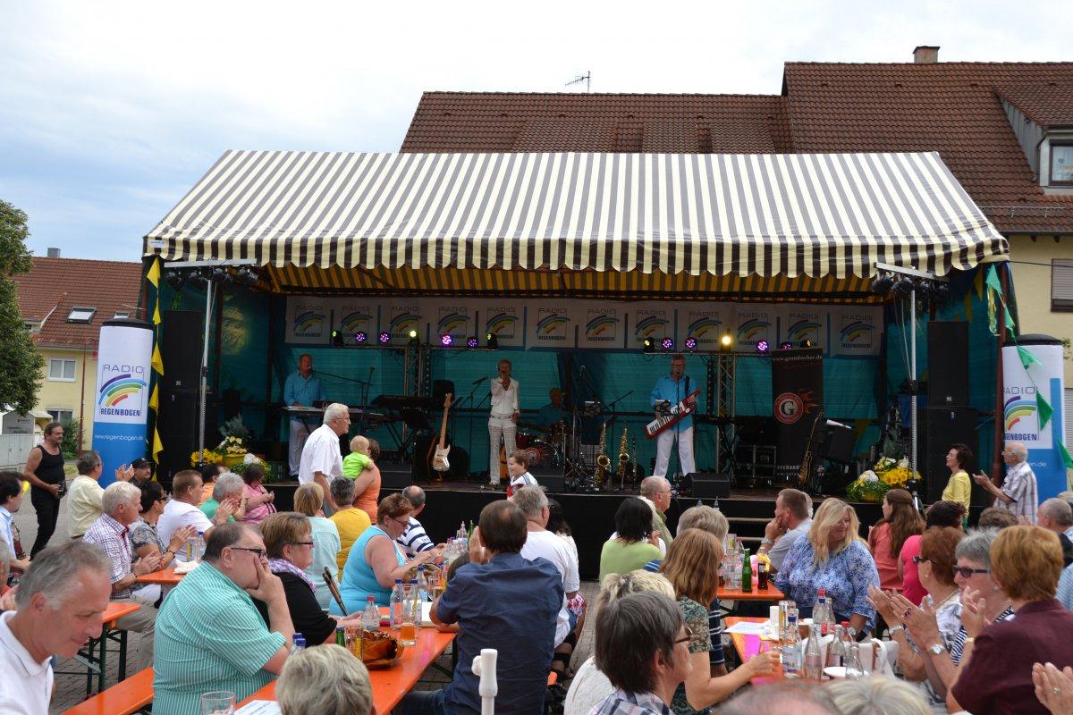 Rathausplatzfest Gondelsheim 105