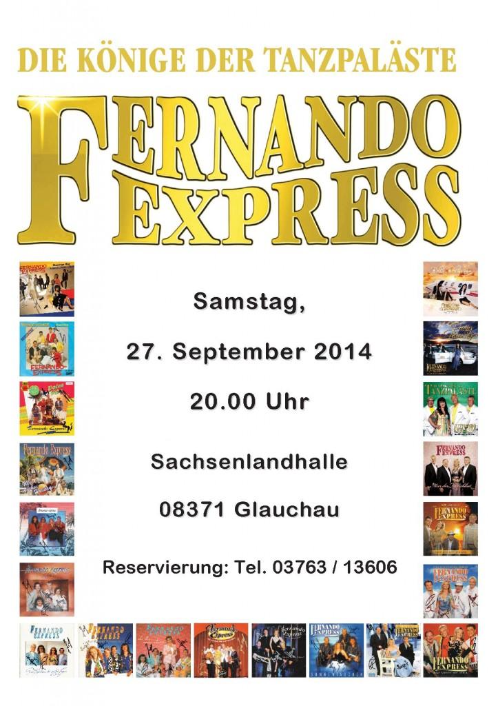 Fernando Express Glauchau